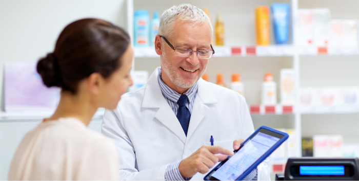 Solutions pour pharmacie